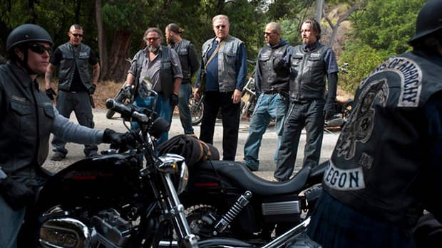 Sons of Anarchy Series 3 Episode 4