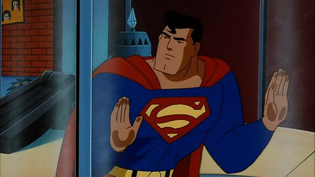 World's Finest, Part 1 - Superman: The Animated Series