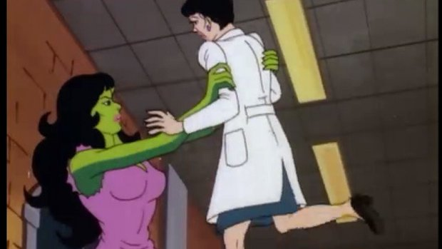 The Incredible Hulk Series 1 Episode 11
