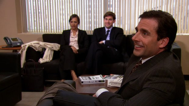 The Office [US] Series 3 Episode 23