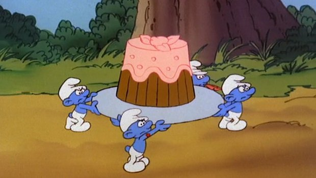The Smurfs Series 2 Episode 17