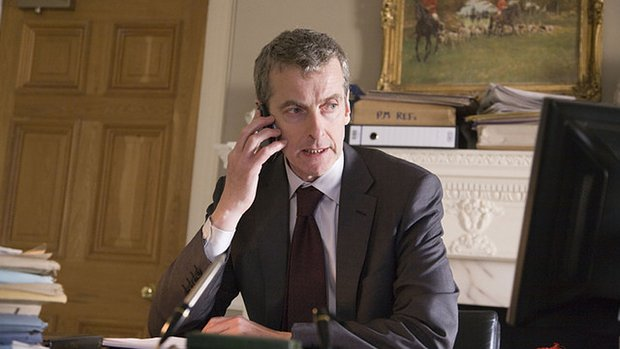 The Thick Of It Series 3 Episode 6