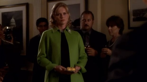 The West Wing Series 2 Episode 3