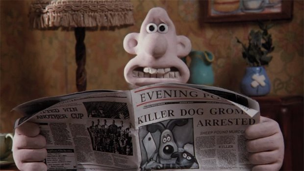 Wallace and Gromit's Cracking Adventures Series 1 Episode 3