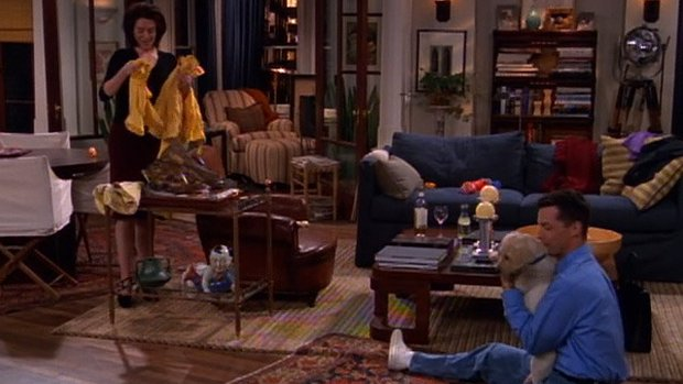 Will And Grace Series 1 Episode 9